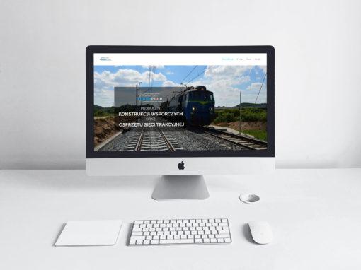 Realizacja strony internetowej dla firmy Termoprod